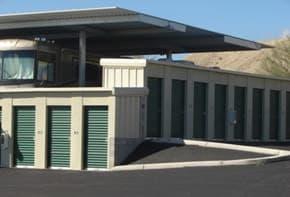 Self storage units at Green Valley RV & Self Storage in Green Valley, AZ