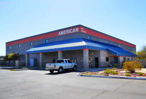 Storage facility in Yuma AZ at American Self Storage