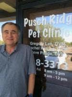Dr. Steven Poage works at Pusch Ridge Pet Clinic