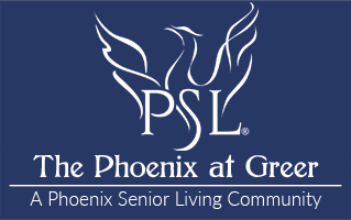 The Phoenix at Greer Logo