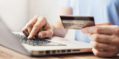 Resident Paying Online