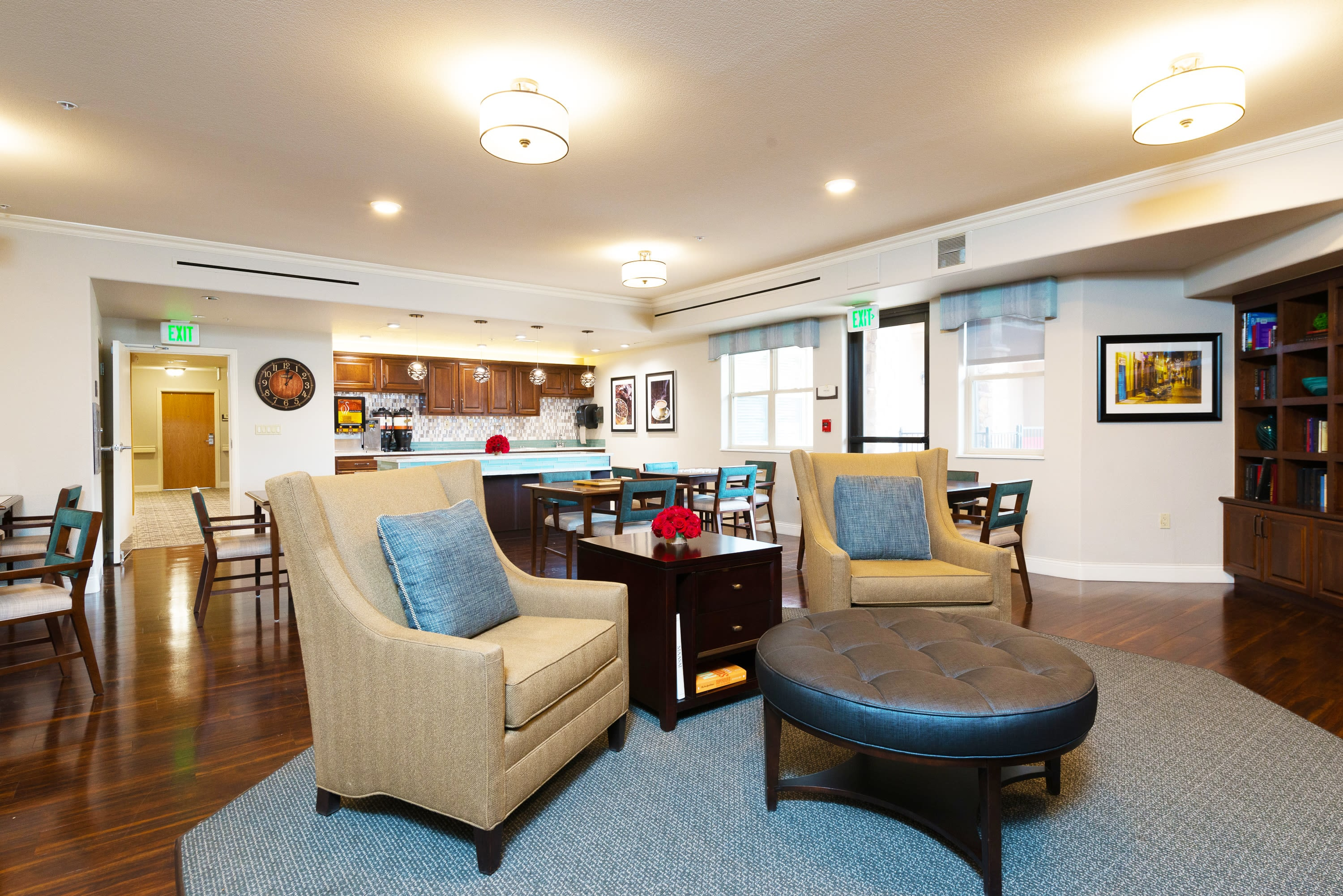 Events and specials at the senior living community in Colorado Springs