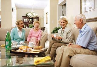 Information about the amenities available at Chattanooga senior living!