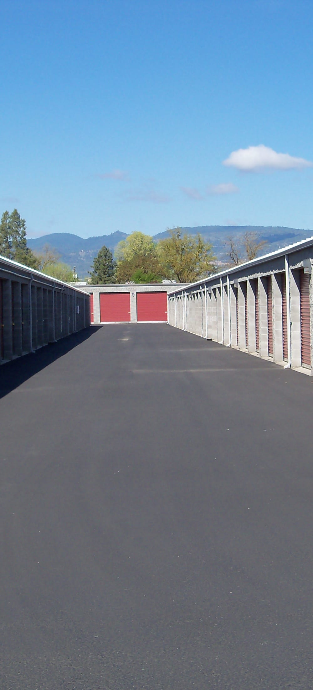 Self Storage Units Medford Or Near Central Point