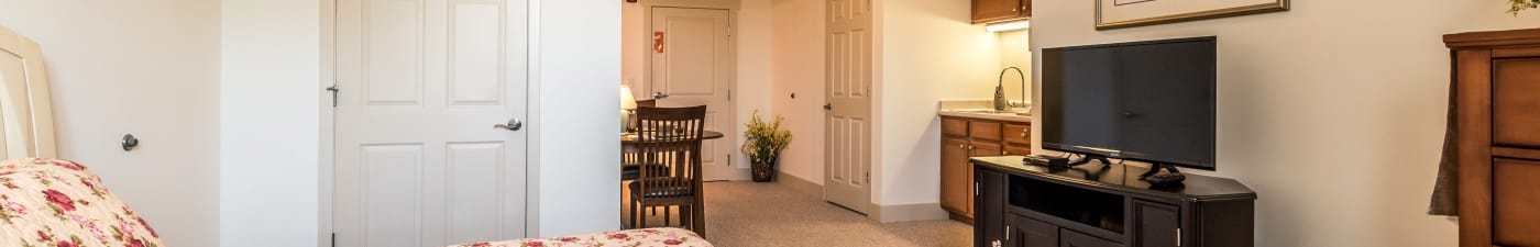 Senior living options at the senior living community in Phoenixville