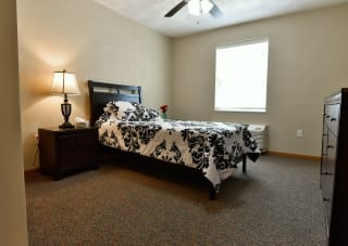 View our floor plans at Garden Place Waterloo in Waterloo, Illinois.