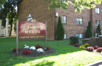 Security Manor is a nearby community of Coachlight Village