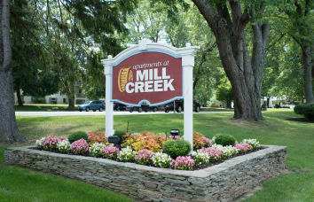 Mill Creek Apartments is a nearby community of Horizon Ridge Apartments