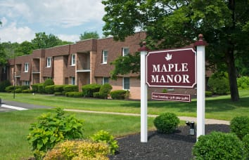 Maple Manor is a nearby community of Kendall Square Apartments