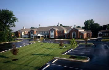Link to The Villages at Historic Silvercrest's Franciscan Health Care Center location
