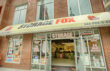 Stop by The Storage Fox's nearby self Storage facility in Long Island City, New York