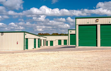 View our Garden Ridge self storage location