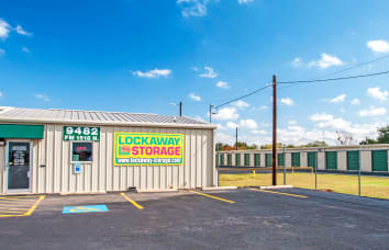 View our Randolph self storage location