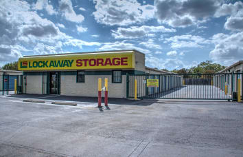 View our W.W. White self storage location