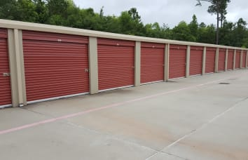 View our Nash self storage location
