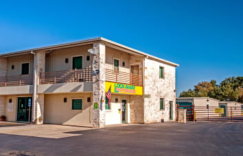 View our Boerne self storage location