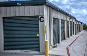 View our NW Loop 410 self storage location