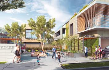 Six50Live Apartments - downtown Menlo Park, CA