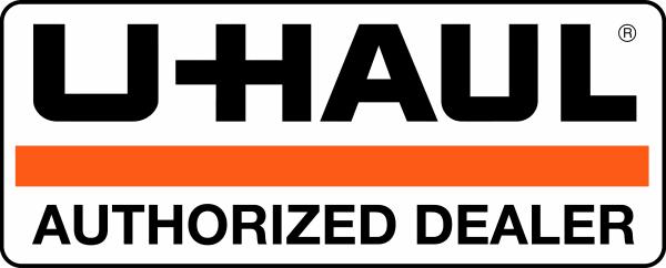 UHaul logo at AAA Platte Self Storage