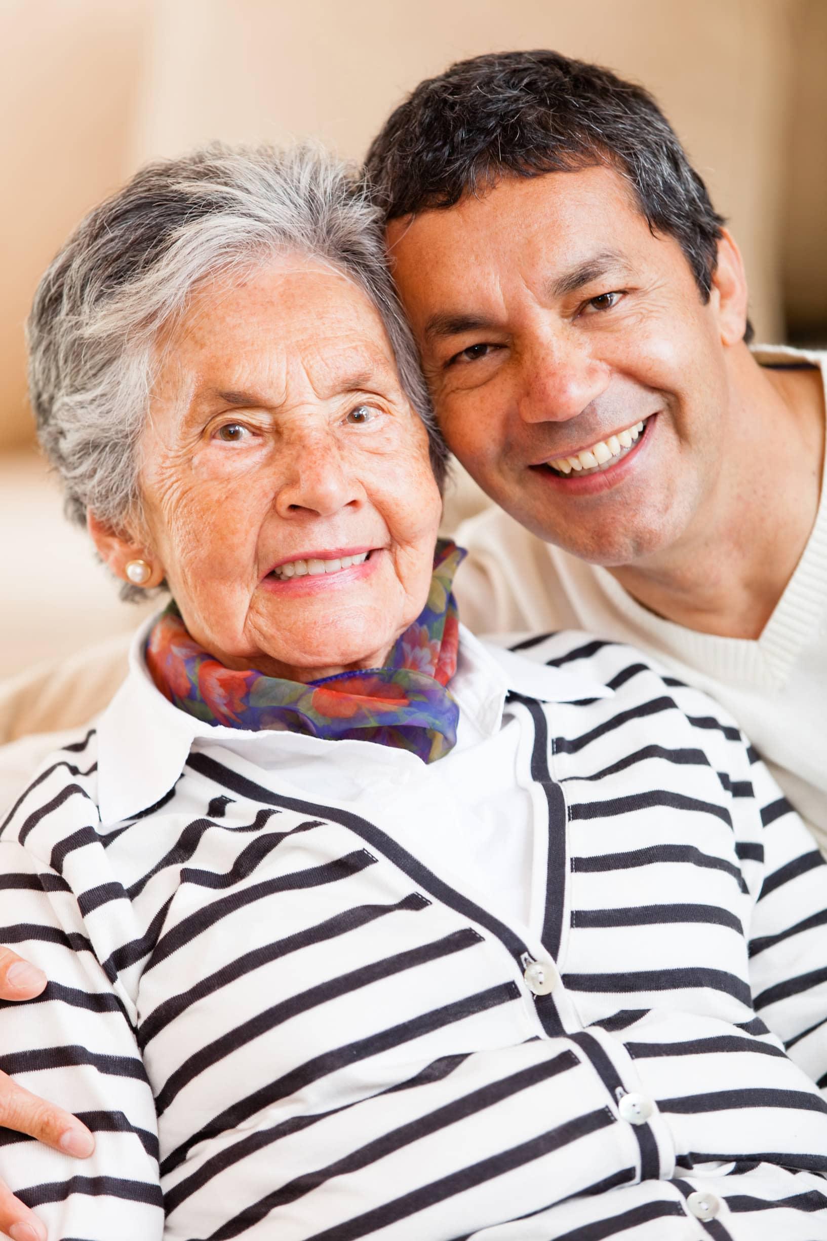 Senior living in Petaluma has lots of happy residents