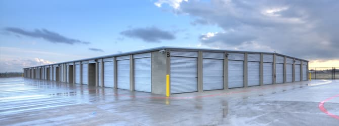Reviews of self storage in New Braunfels, TX