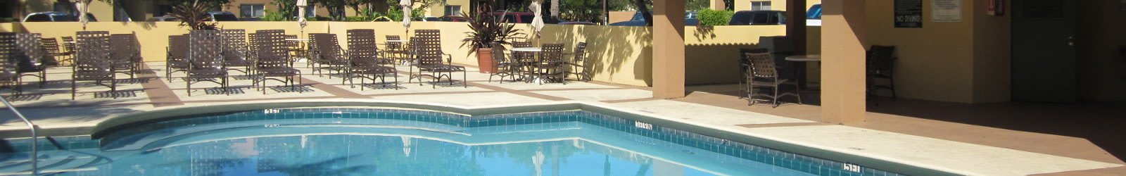 Amenities offered at our apartments in Hialeah