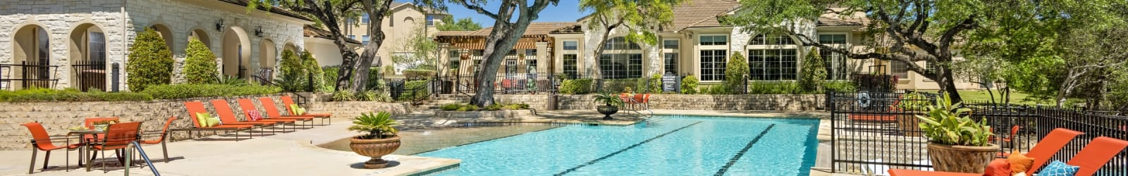 Amenities at Villas of Vista Del Norte in San Antonio, Texas