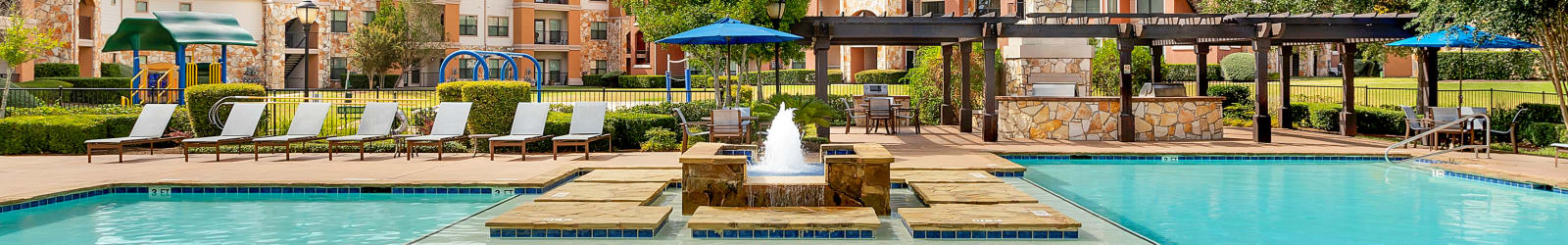 Pet friendly at Onion Creek Luxury Apartments in Austin, Texas