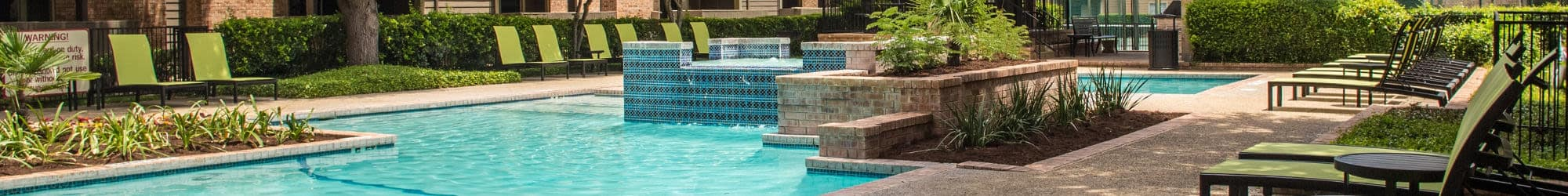 Amenities available at The Abbey at Copper Creek in San Antonio