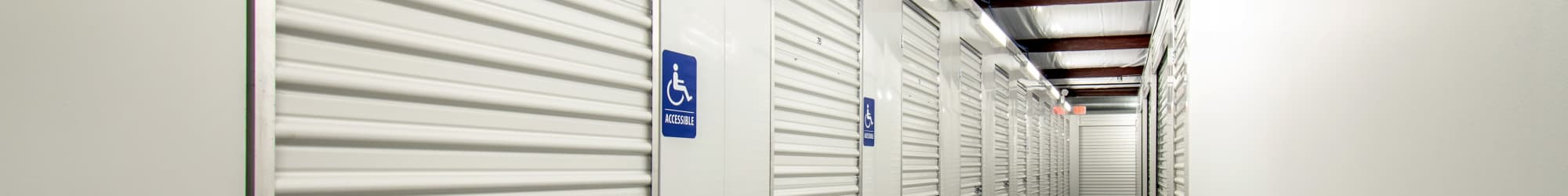 Self storage features at Storage Inns of America in Dayton, Ohio