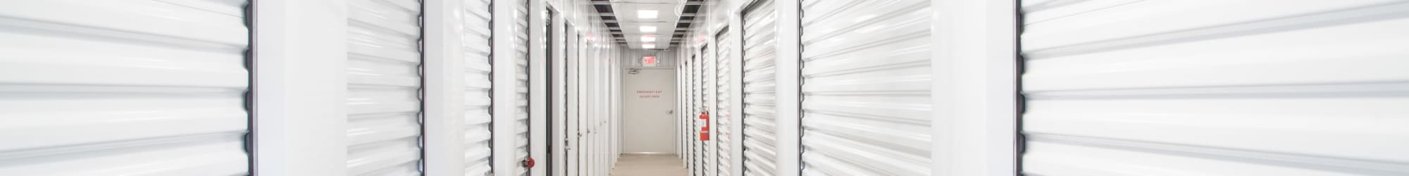 Self storage units for rent in Oxford, MS