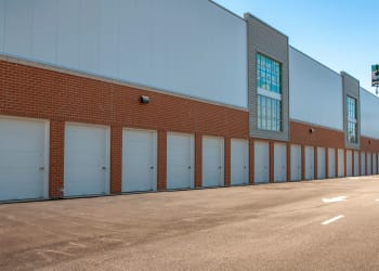 Climate-controlled storage units at Metro Self Storage in Wood-Ridge, New Jersey
