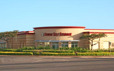 Learn more about our Kapolei West location at Hawai'i Self Storage