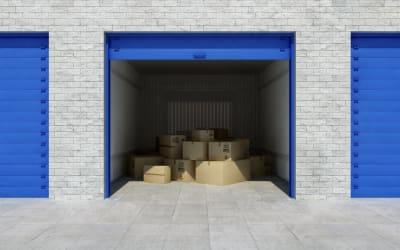 Drive-up units at Storage Star Salida in Salida, California