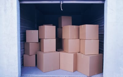 Ample storage space at Storage Star Salida in Salida, California