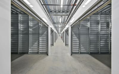 Climate controlled units at Storage Star in Fort Collins, Colorado.