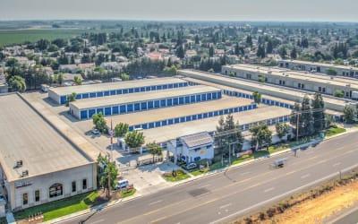 Aerial view of Storage Star Salida in Salida, California