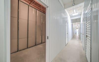 Indoor units at Storage Star Rancho Cordova in Rancho Cordova, California