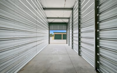 Indoor units at Storage Star Cheyenne in Cheyenne, Wyoming