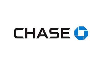 Chase Bank logo in Residences at The Triangle in Austin, Texas