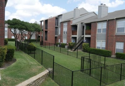 Exterior view at Veridian Place in Dallas, Texas