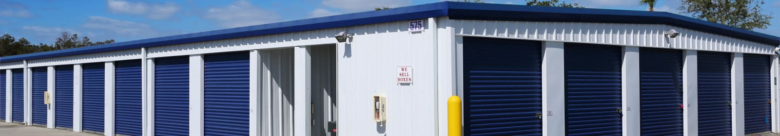 Features we offer at Midgard Self Storage in Melbourne, Florida