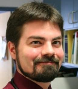 Dr. Stanhope, DVM at animal hospital in Vancouver