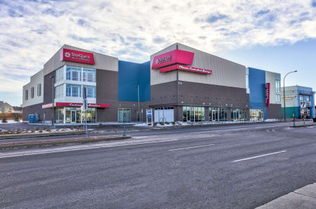 Exterior Building at StorQuest Self Storage in Lakewood, CO