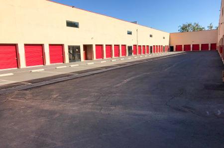 Exterior Units at StorQuest Self Storage in Westlake Village, CA