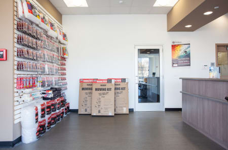 Storage Supplies available at StorQuest Self Storage in Jersey City