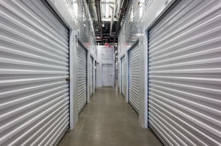 Interior Units at StorQuest Self Storage in Jersey City