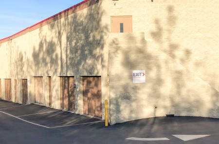 Large Exterior Units at StorQuest Self Storage in Los Angeles, CA
