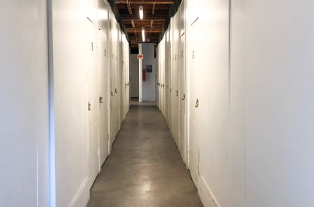 Interior Units at StorQuest Self Storage in Los Angeles, CA