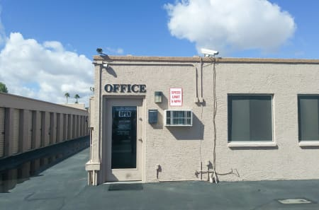 Office Entrance at StorQuest Self Storage in Phoenix, AZ